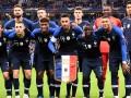 Дешам объявил заявку сборной Франции на матч против Украины