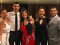 Роналду отпраздновал трансфер в Ювентус в кругу семьи