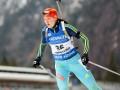 Кубок IBU: Абрамова - 14-ая в гонке преследования