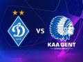 Динамо - Гент 0:0 онлайн-трансляция матча квалификации Лиги чемпионов-2020/21