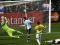 Аргентина в серии пенальти побеждает Колумбию
