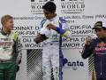 Сын Шумахера стал вице-чемпионом мира по картингу