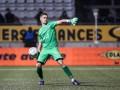 В Бельгии вратарь бросил мячом в ребенка