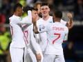 Косово - Англия 0:4 видео голов и обзор матча отбора на Евро