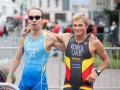Незрячий украинец завоевал серебро на чемпионате мира по триатлону