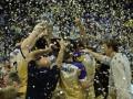 Будивельник выигрывает Кубок Украины по баскетболу