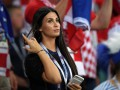 Девушка дня на ЧМ-2018: хорватская королева красоты