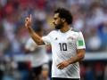 Салах стал вторым египтянином, забившим два гола на чемпионате мира