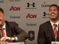 Главный тренер Манчестер Юнайтед не может запомнить имя своего футболиста