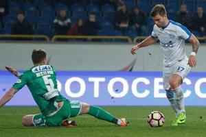 Карпаты добыли волевую победу в выездном матче с Днепром