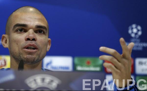Защитник Реала Пепе