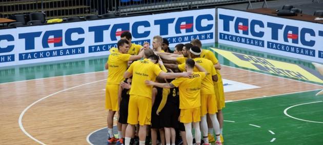 Киев-Баскет разгромил Зволле и вышел в плей-офф Кубка Европы ФИБА