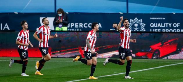 Реал сенсационно уступил Атлетику и вылетел с Суперкубка Испании