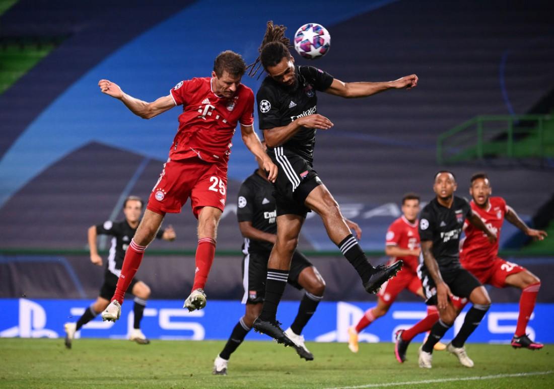 Бавария обыграла Лион