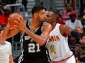 НБА: Вашингтон проиграл Миннесоте, Сан-Антонио обыграл Атланту