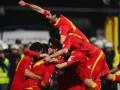 Без пятерки лидеров. Черногория огласила состав на матч с Украиной