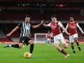 Арсенал разгромил Ньюкасл в матче чемпионата Англии