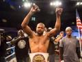 Легендарный боксер Рой Джонс стал чемпионом в пятой весовой категории
