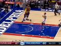 Реверс-данк от короля баскетбола – лучший момент дня в НБА
