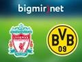 Ливерпуль - Боруссия 4:3 Трансляция матча Лиги Европы