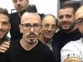Стюард Лацио так очаровал фанов Наполи, что они спели дня него