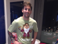 Луис Суарес подарил Лионелю Месси оригинальную пижаму