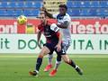 Аталанта минимально обыграла Кальяри в матче чемпионата Италии