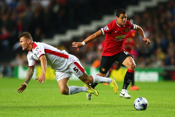 МК Донс – Манчестер Юнайтед, 4:0