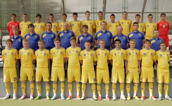 """Украинская """"молодежка"""" сыграет против Германии  в Черкассах"""
