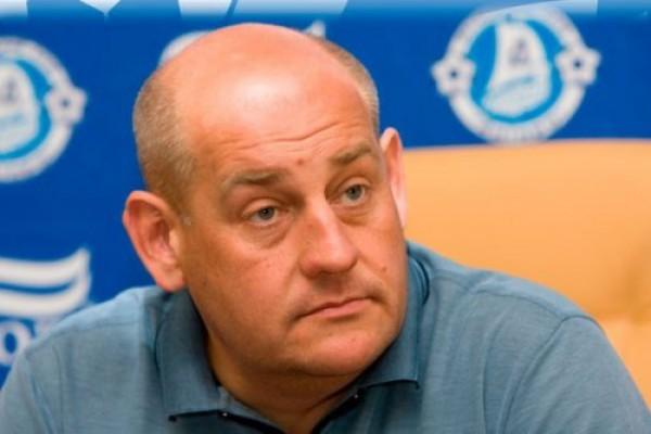Генеральный директор Днепра Андрей Стеценко