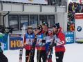 Норвегия выиграла мужскую эстафету, Пидручный вытянул Украину на шестое место
