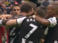 Скандал. Инцидент Жервиньо vs Джои Бартон в матче Ньюкасл - Арсенал