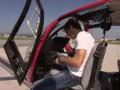 На земле и в воздухе. Пилот Red Bull продемонстрировал необычный трюк на вертолете