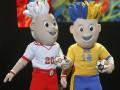 Суркис: Талисманы Евро-2012 превзошли мои ожидания