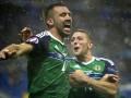 Маколей - лучший игрок матча Украины и Северной Ирландии