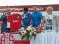 Почетный консул Украины в Анталье пришел на презентацию Это'О в футболке с Путиным