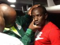 Cборную Замбии забросали камнями в товарищеском матче с ЮАР