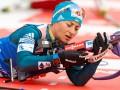 Биатлон: Валя Семеренко финишировала седьмой в гонке преследования