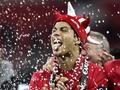 Фотогалерея: Новый трофей Манчестер Юнайтед