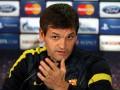 Тренер Барселоны возвращается к работе