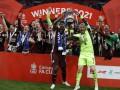 Лестер впервые в истории выиграл Кубок Англии