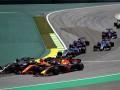 Стюарды признали столкновение на старте Гран-при Бразилии гоночным инцидентом