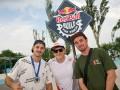 Впервые в Украине состоялись уникальные BMX-соревнования Red Bull Build The Trick