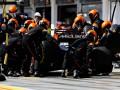 Гран-при Бельгии: Вандорн потеряет 35 позиций на старте