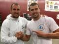 Климас считает, что Гвоздику и Ковалеву нужно объединять титулы