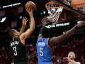 НБА: Хьюстон обыграл Оклахому и другие матчи дня
