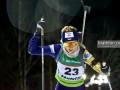 Журавок первой из украинок побежит индивидуальную гонку в Эстерсунде