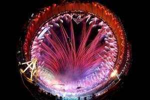 Лучшие кадры Паралимпиады в Лондоне