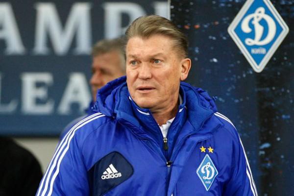 Агент Олега Блохина переживает за наставника Динамо