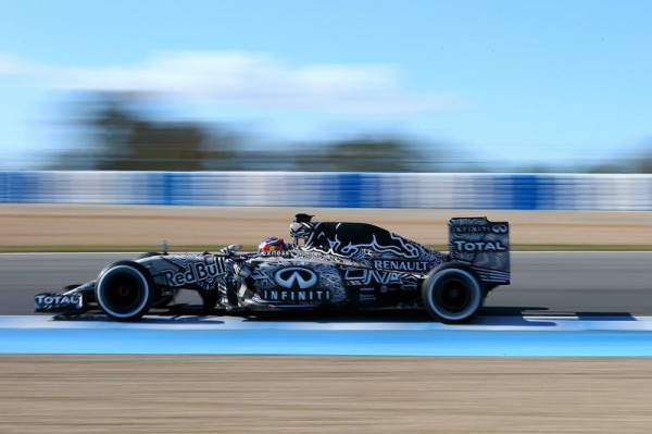 Infiniti Red Bull Racing RB11